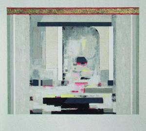 Finestra della memoria - focolare - a le Caselle - 2012