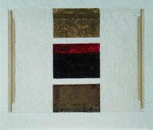Frammenti in  verticale -2009